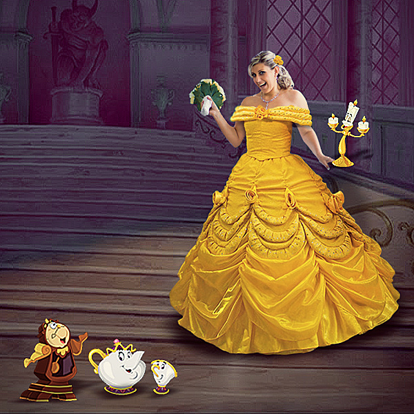 Eliza Kitty s Dreams  Szépség és a Szörnyeteg e42cd96a84