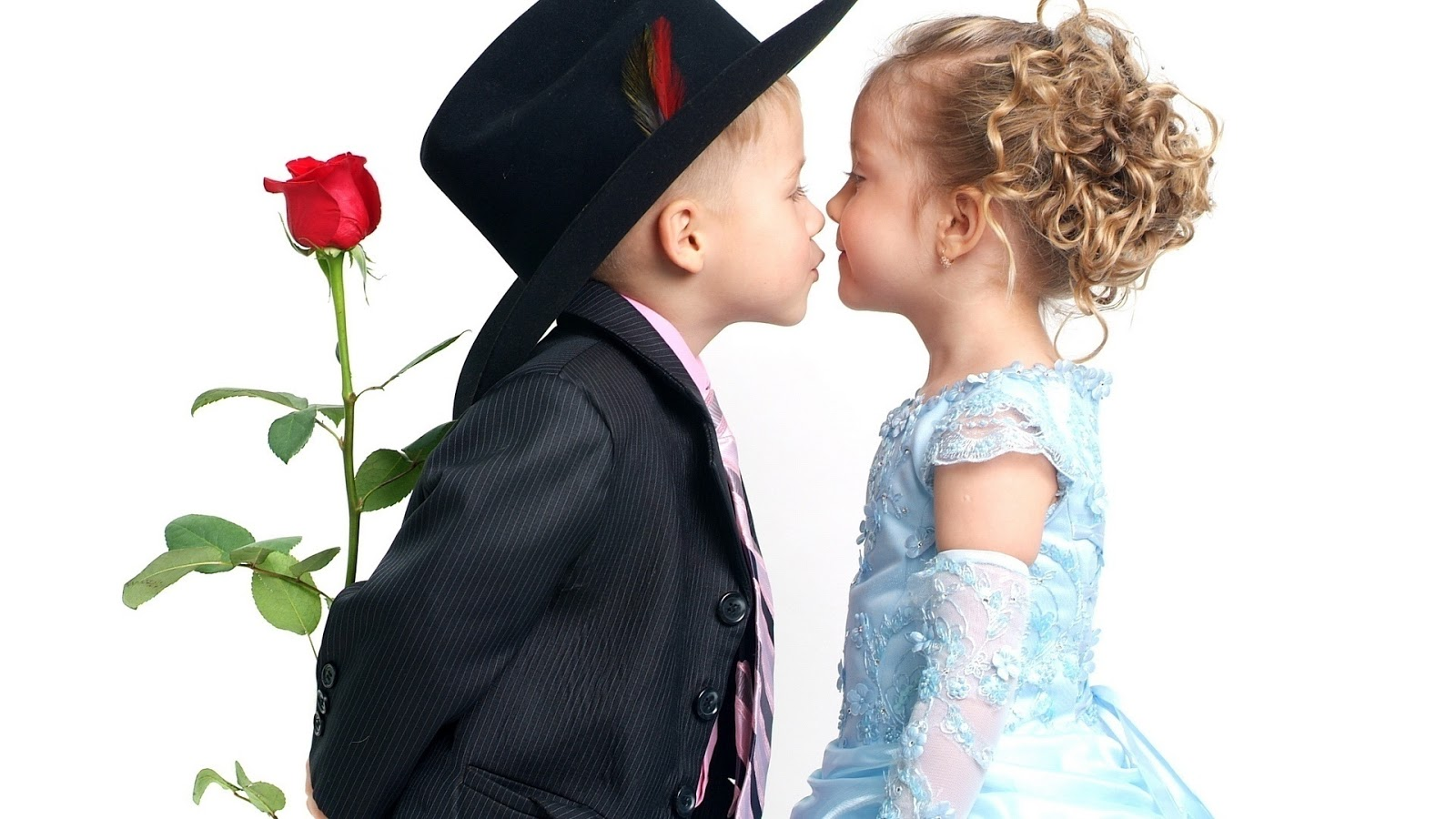 10+ cutest children love kissing images - freshmorningquotes
