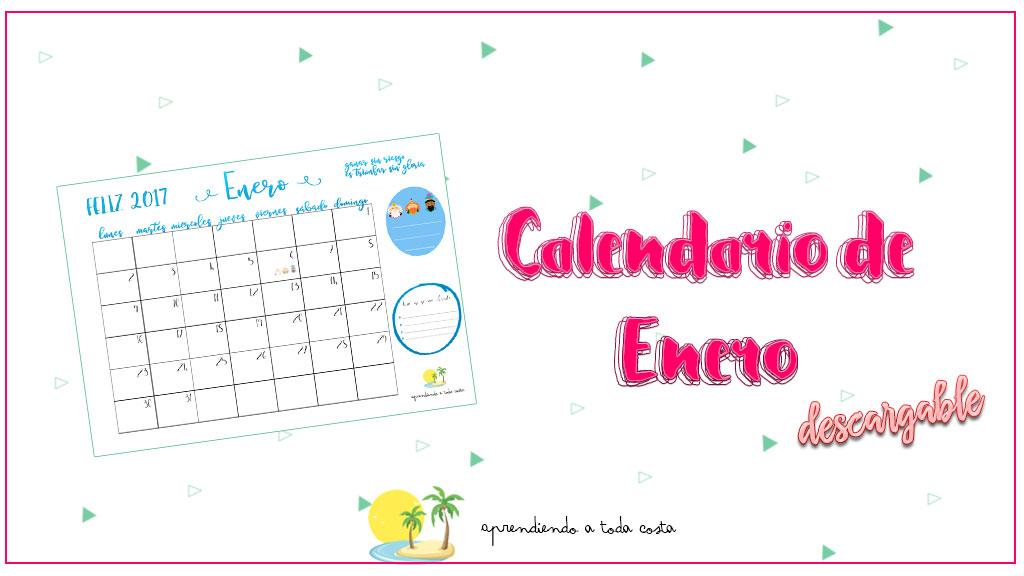Portada calendario enero