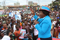 KALONZO in trouble for disowning CHARITY NGILU in public - This may cost RAILA the Presidency