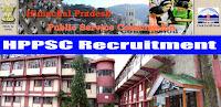HPPSC Recruitment hp.gov.in/hppsc or hppsc.hp.gov.in Online Form