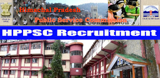 HPPSC Recruitment hp.gov.in/hppsc or hppsc.hp.gov.in Online Form