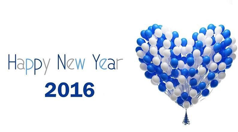 happy new year wallpaper 2016