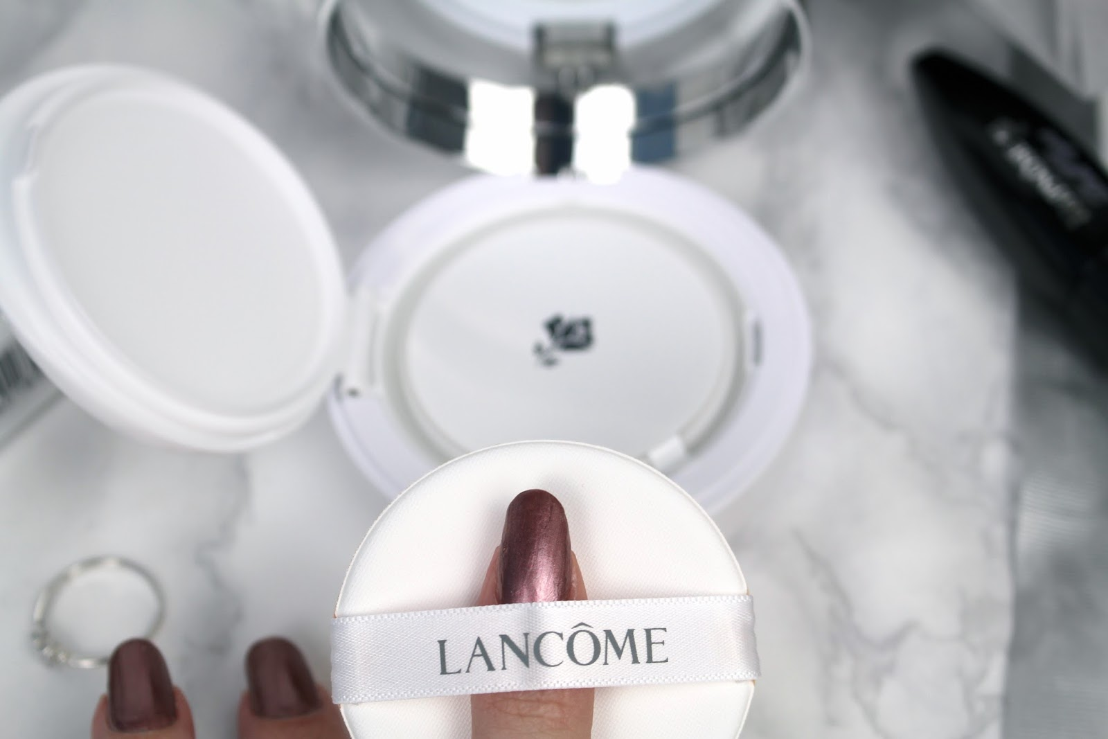 london beauty blogger lancôme review