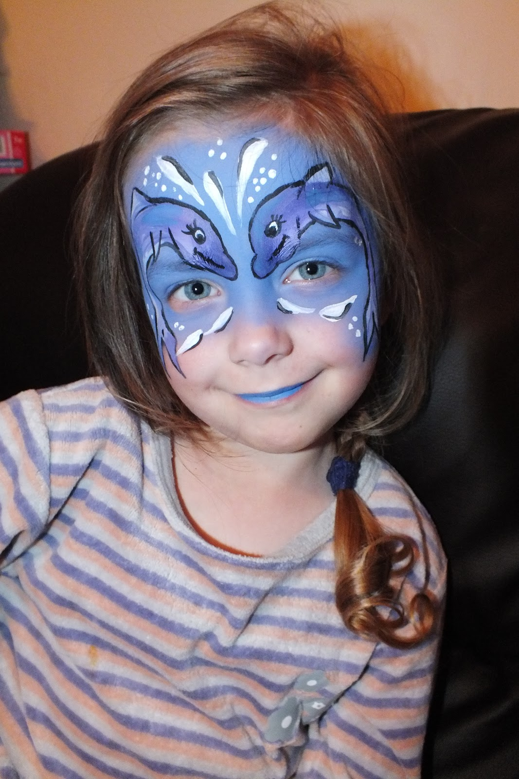 Small Face Painting Images