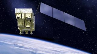 Gaofen-5 satellite