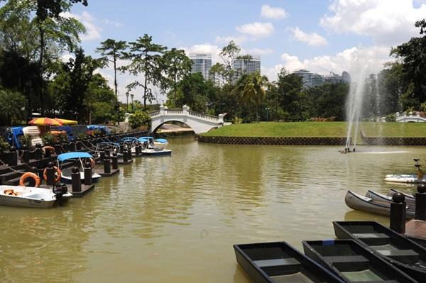 10 tempat menarik di Kuala Lumpur untuk percutian keluarga.