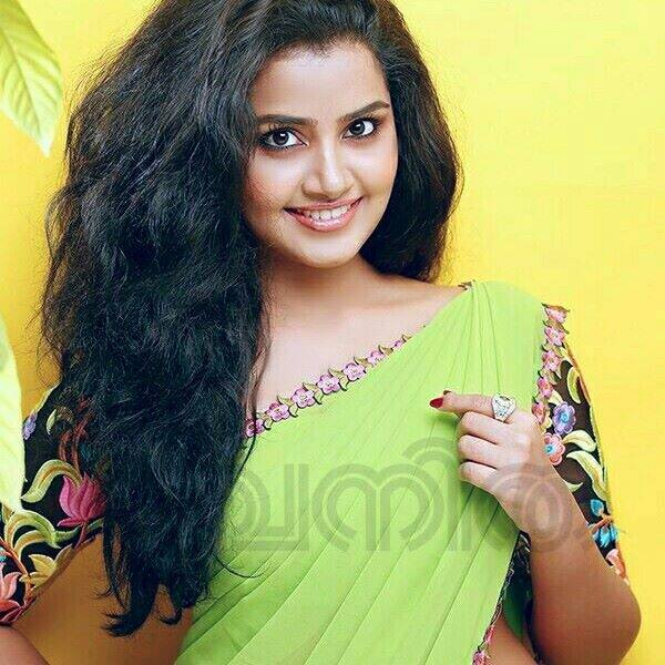 Anupama Parameswaran latest photos from Flash movies magazine