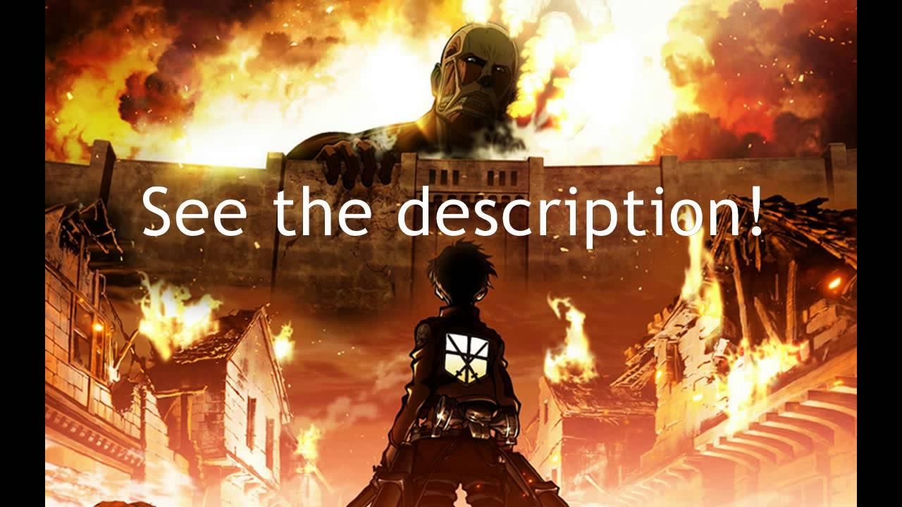 Attack On Titan Tribute Game : สารบัญ ...