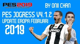 Free Download PES Jogress v4 1 2 European Update 2019 ISO Texture
