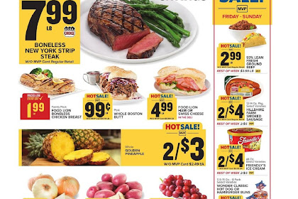 Food Lion Weekly Ad Specials Preview July 17 - 23, 2019