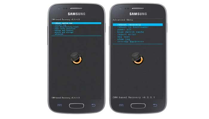 Cara Pasang CWM 6 Pada Samsung Galaxy Ace 3