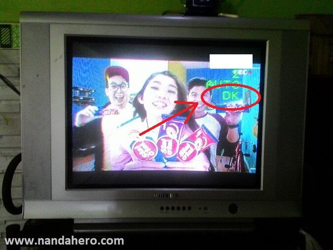 penyebab suara tv hilang