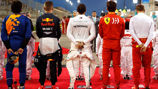 How important is talent in Formula One?