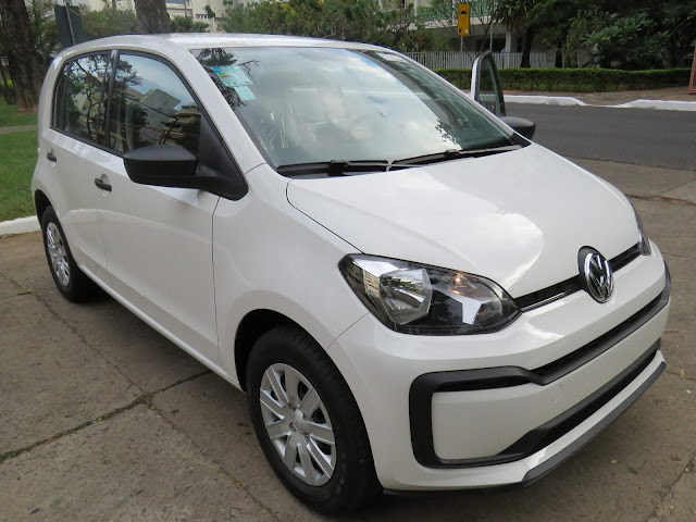 VW Up! 2018 - take Up