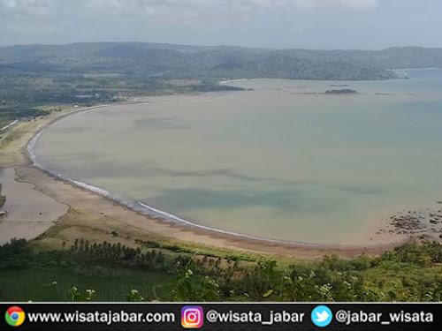 Geopark Ciletuh Palabuhan Ratu West Java