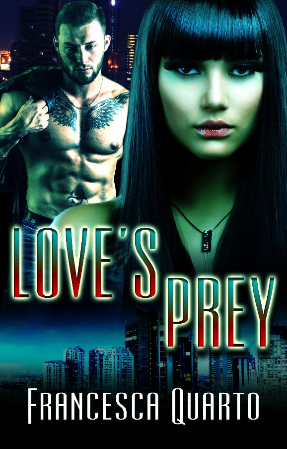 Love's Prey by Francesca Quarto