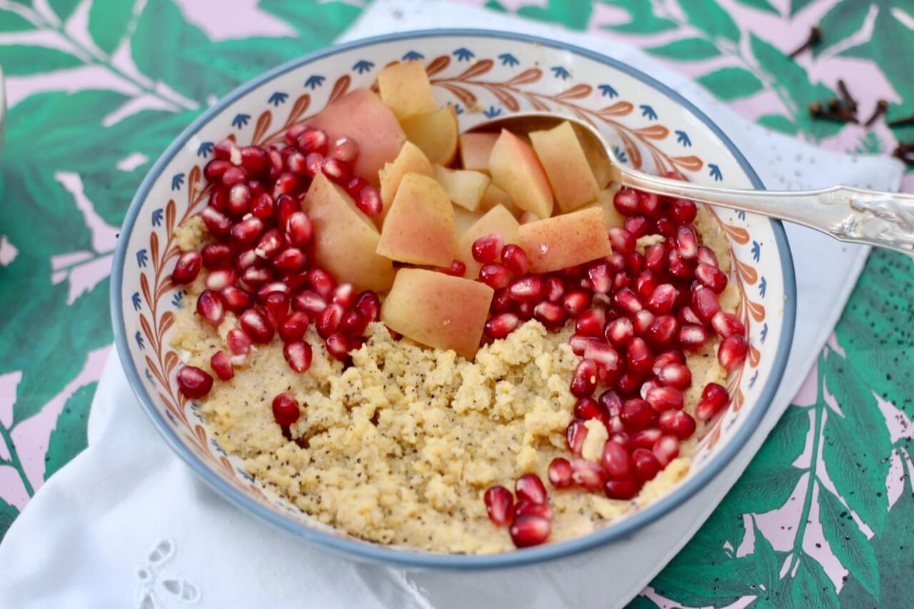 Polentafrühstück Rezept