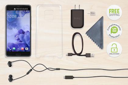 HTC U Ultra Manual PDF Download