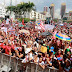 Caracas acogió una gran movilización en respaldo al Gobierno de Maduro