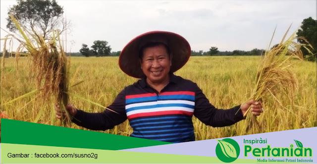 Dari Jendral Hingga Ketua Pengawas Pertanian RI