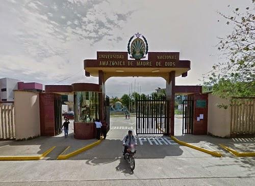 Universidad Nacional Amazónica de Madre de Dios - UNAMAD