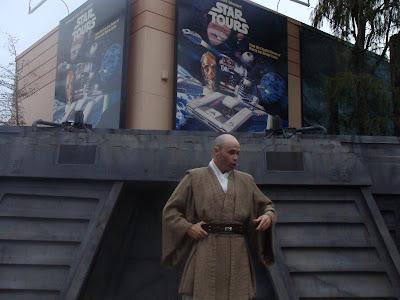 Original Star Tours Disney's MGM Studios