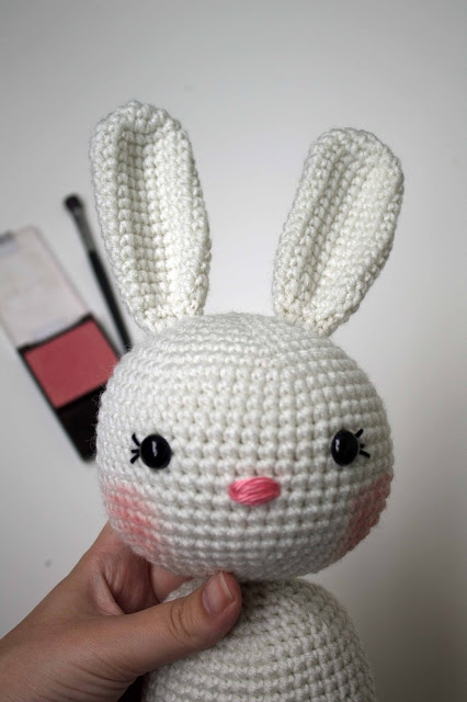 Amigurumi Invisible Stitch : The Best Amigurumi Tips and Tricks! - The Friendly Red Fox
