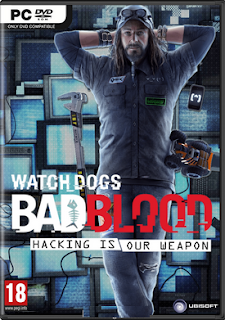 Free Download Games Watch Dogs Bad Blood Hacking Is Our Weapon PC Games Untuk Komputer Full Version - ZGASPC