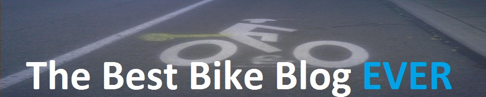 The Best Bike Blog Ever