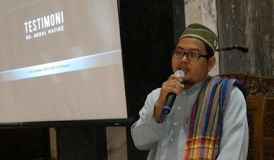 Ustadz Abdul Hafiz: Bergabung Bersama Hizbut Tahrir, Bikin Ilmu Jadi Hidup