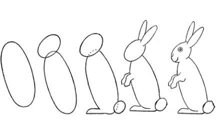 Espressionelapina disegni da colorare for Disegni 3d facili per bambini