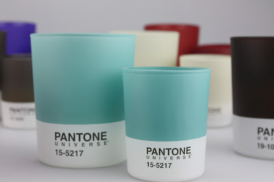 pantone candles and toothbrushes