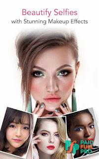 YouCam Makeup Magic Selfie Makeovers Pro APK