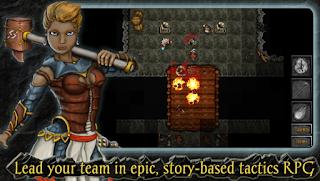 Heroes of Steel RPG Elite Apk v4.2.65 Mod Full Unlocked Terbaru