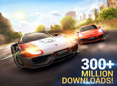 Asphalt 8 Airborne Mod Apk + Data Download