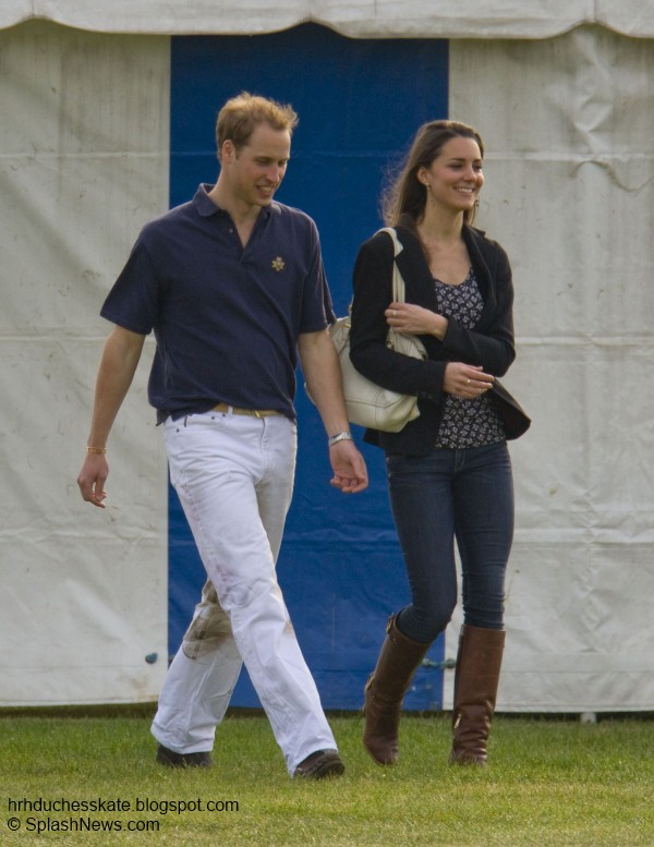 prince william dating 2009