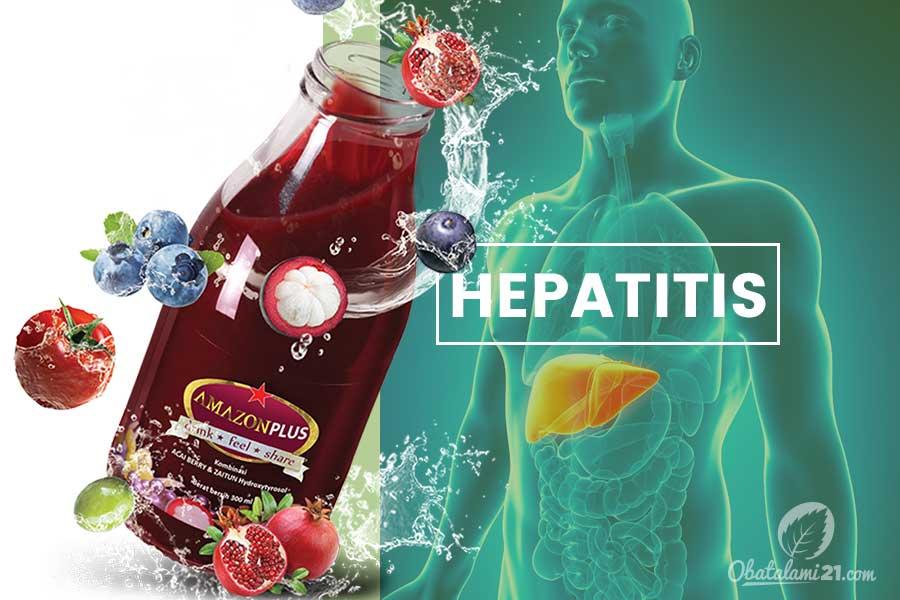 Obat Alami Penyakit Hepatitis B dan C Paling Ampuh