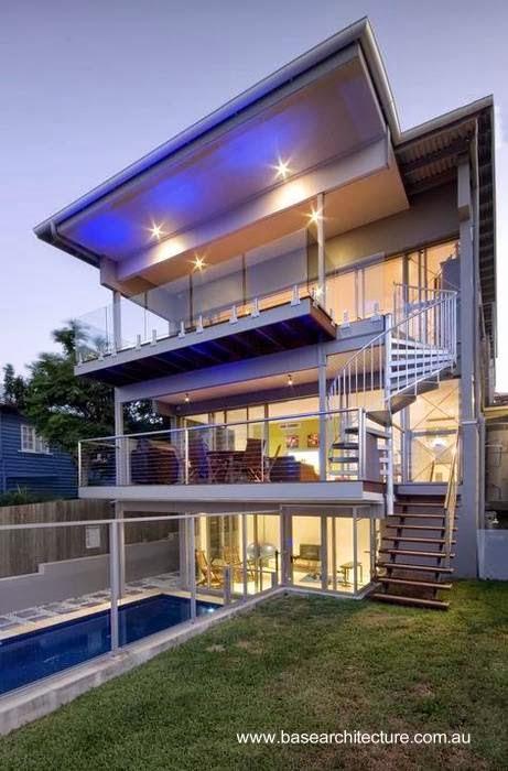 Fondos de residencia contemporánea australiana