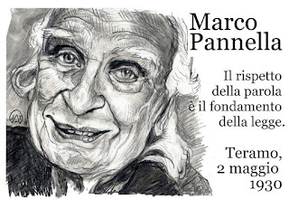 A MESSINA I RADICALI COMMEMORANO MARCO PANNELLA