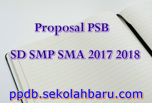 Proposal PSB