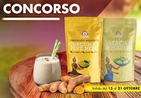 Logo Vinci gratis le bevande Iswari per le difese immunitarie