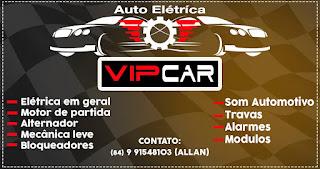 AUTO ELÉTRICA  VIP CAR