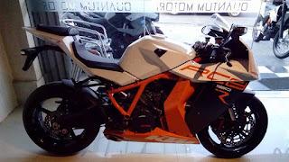 LAPAK MOGE KTM 1190 RC8 R Forsale - JAKARTA