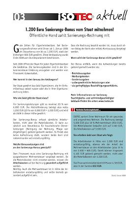 Vor Und Nachteile Einer Innenabdichtung Gegen Feuchtigkeit Isotec