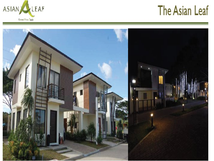 Asian Leaf's fusion of modern Asian architecture and vibrant landscaping  offers you a feeling of vigor and tranquility.