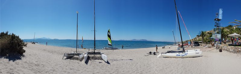 Robinson Daidalos Strand. Ein Urlaub im Paradies.