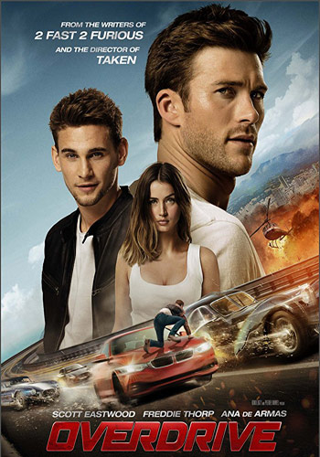 Overdrive 2017 BluRay 720p 700MB | 480p 200MB