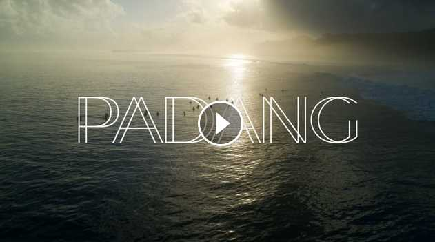 Island of the Gods Surfing Padang Padang