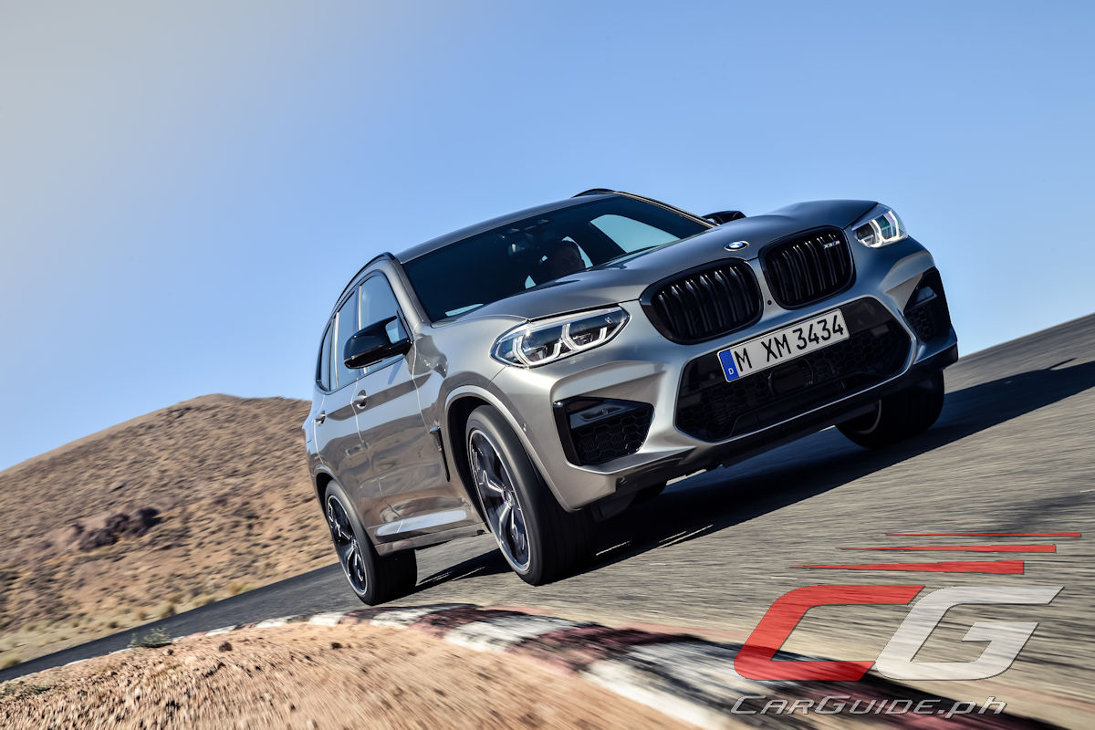 Bmw M Gives 500 Horsepower To 2019 X3 And X4 Philippine Car News